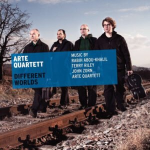 Different Worlds - ARTE Quartett