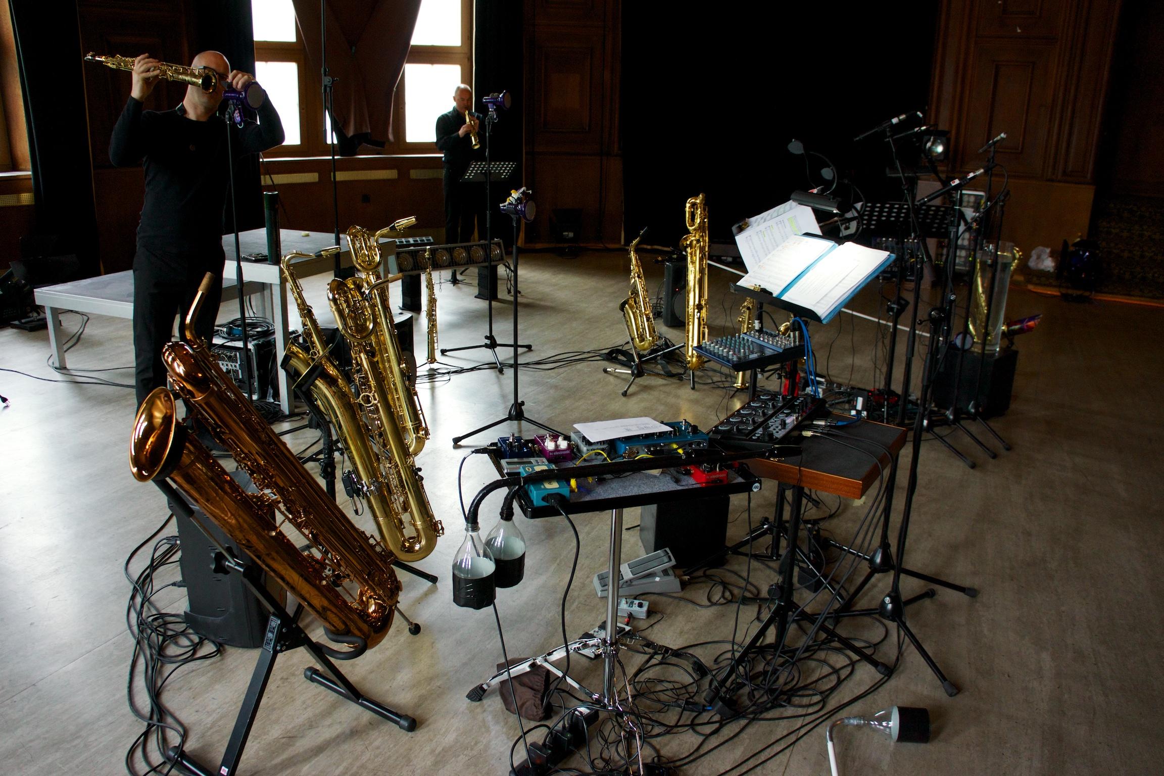 ARTE Quartett UR Basel 2014