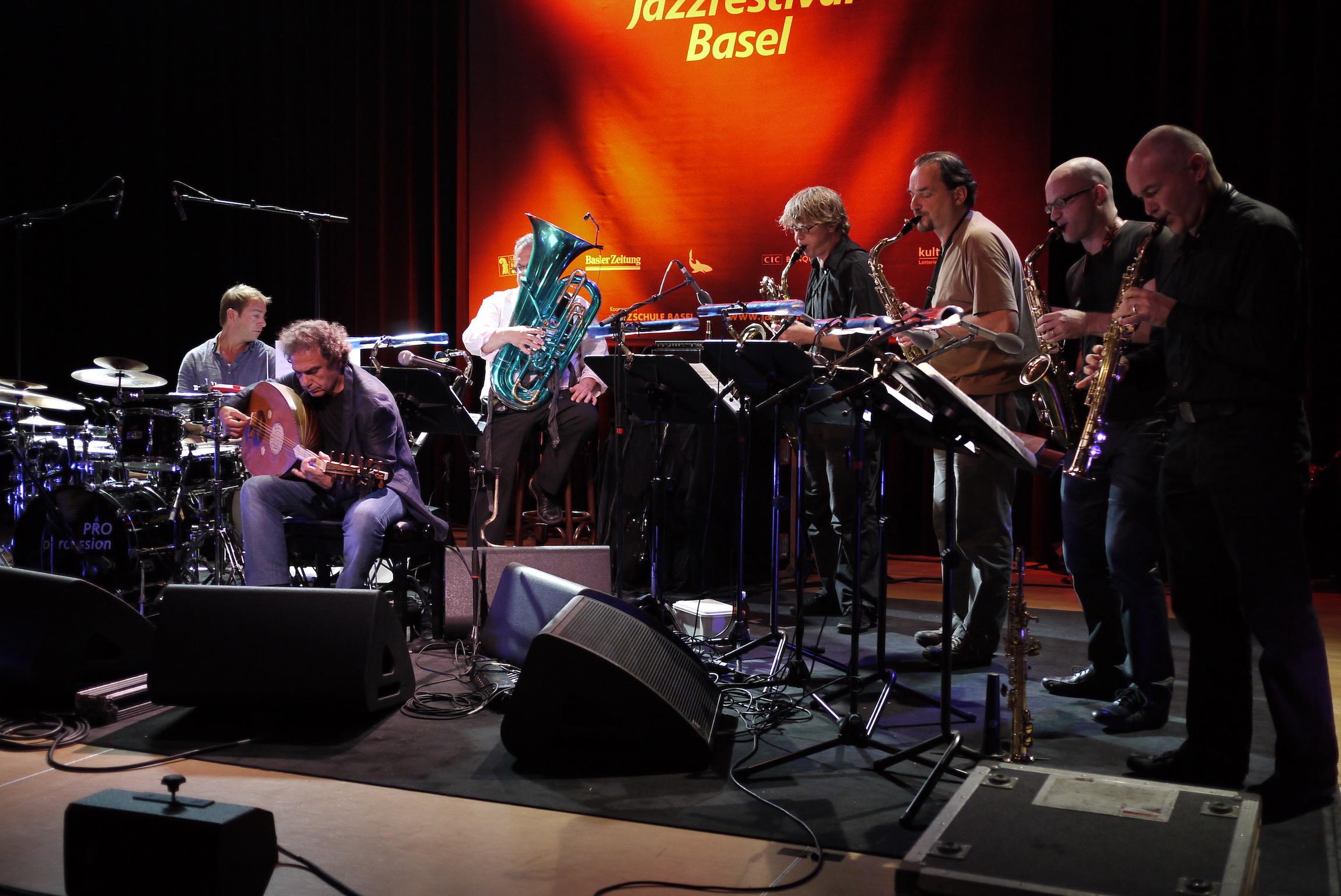 ARTE+ Rabih Abou-Khalil Basel 2011