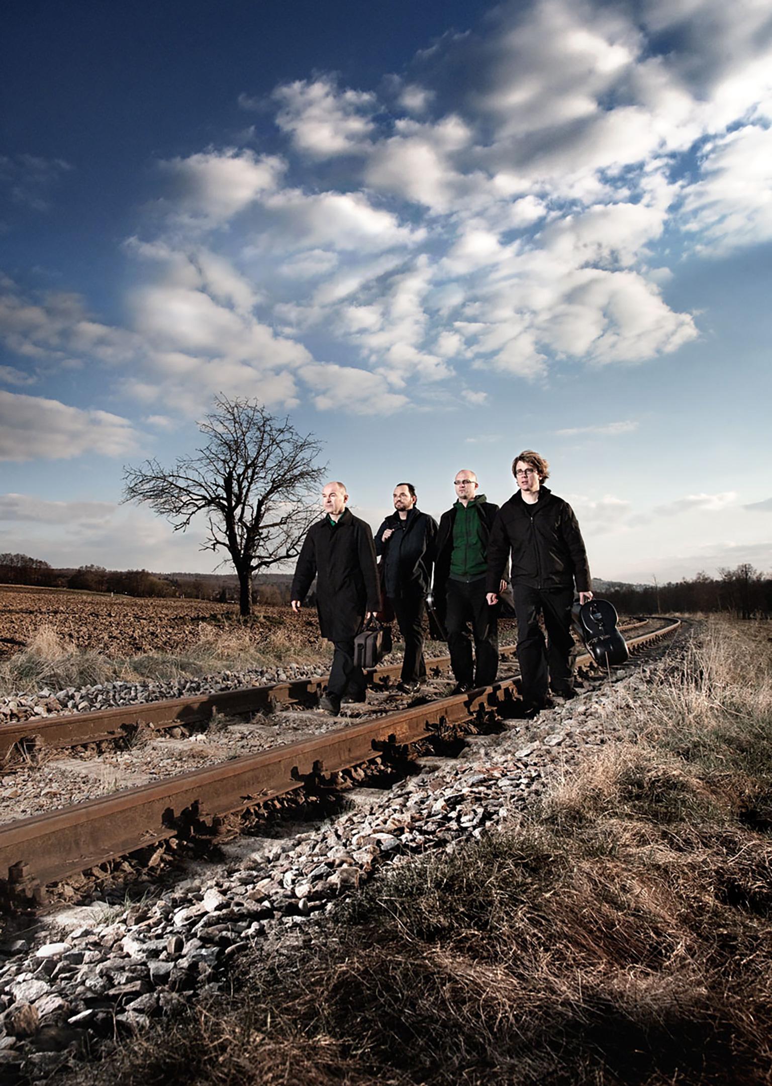 ARTE Quartett Pressefoto Kandern 2009