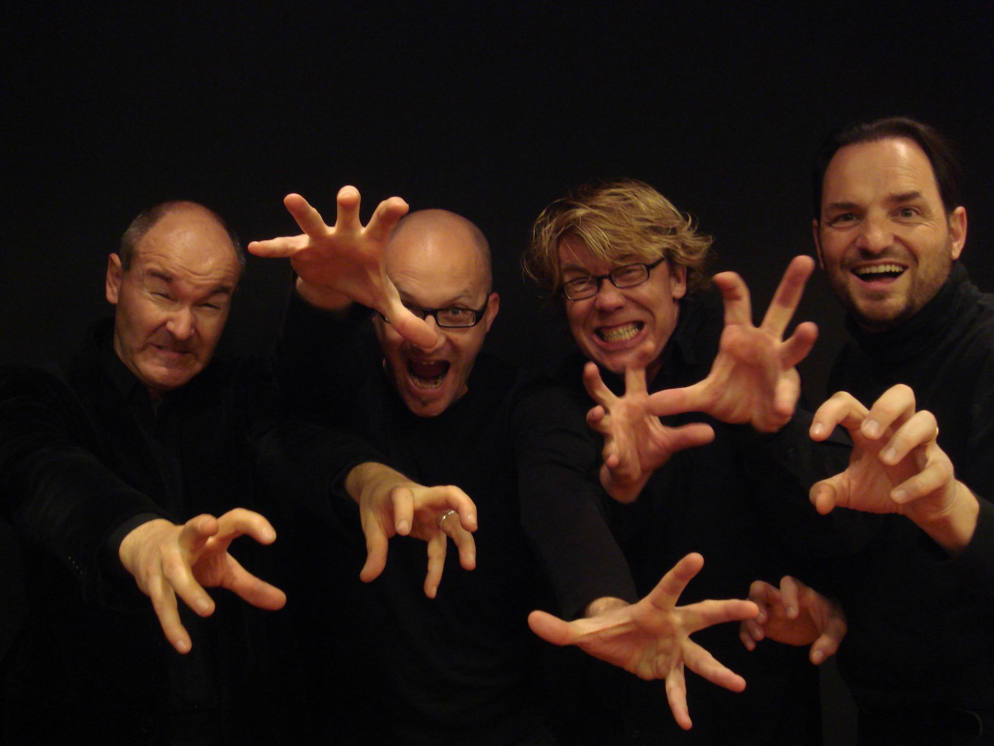 ARTE Quartett Kunsthaus Zuerich 2008