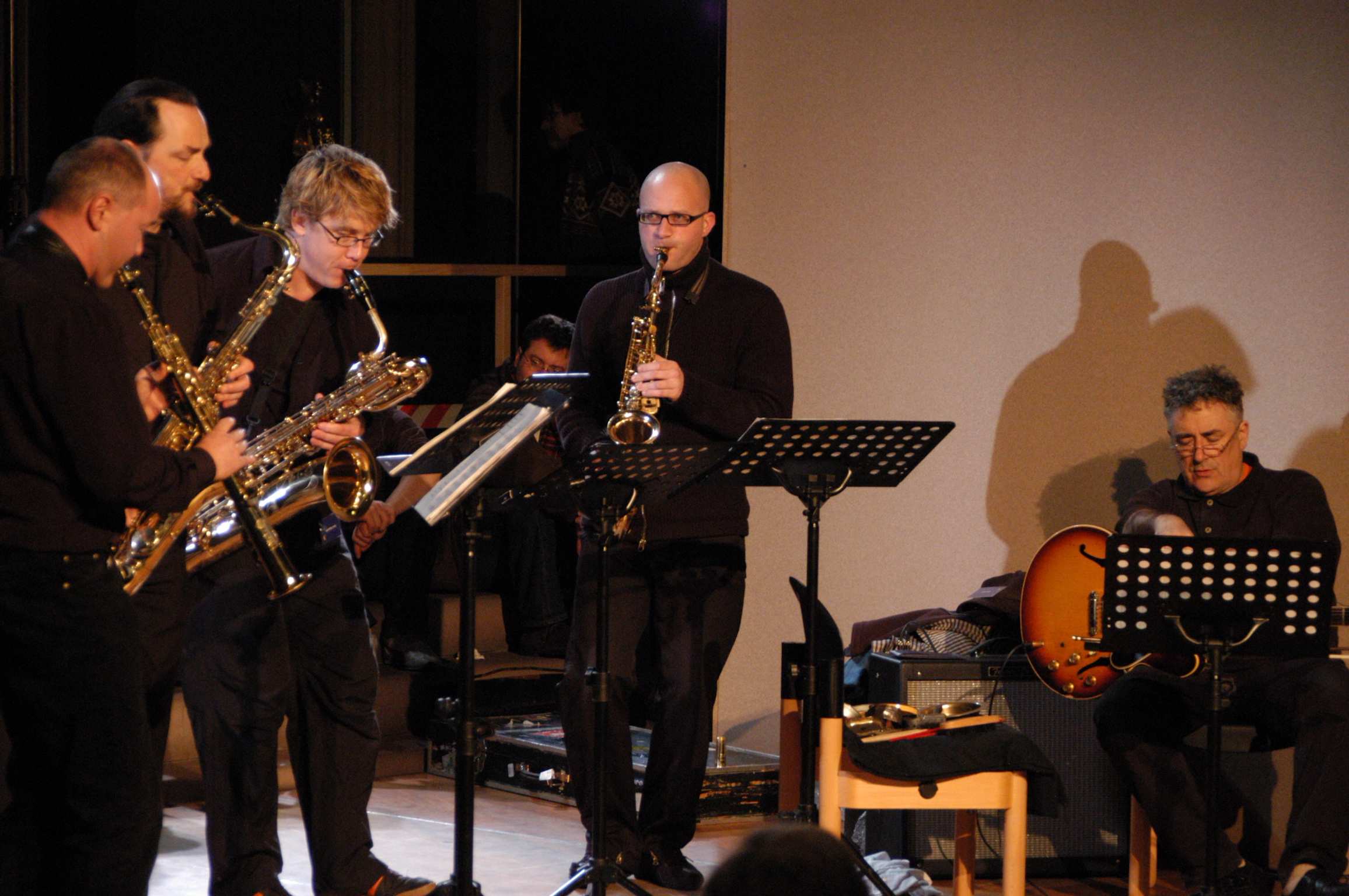 ARTE+ Fred Frith Museumsnacht Basel 2008