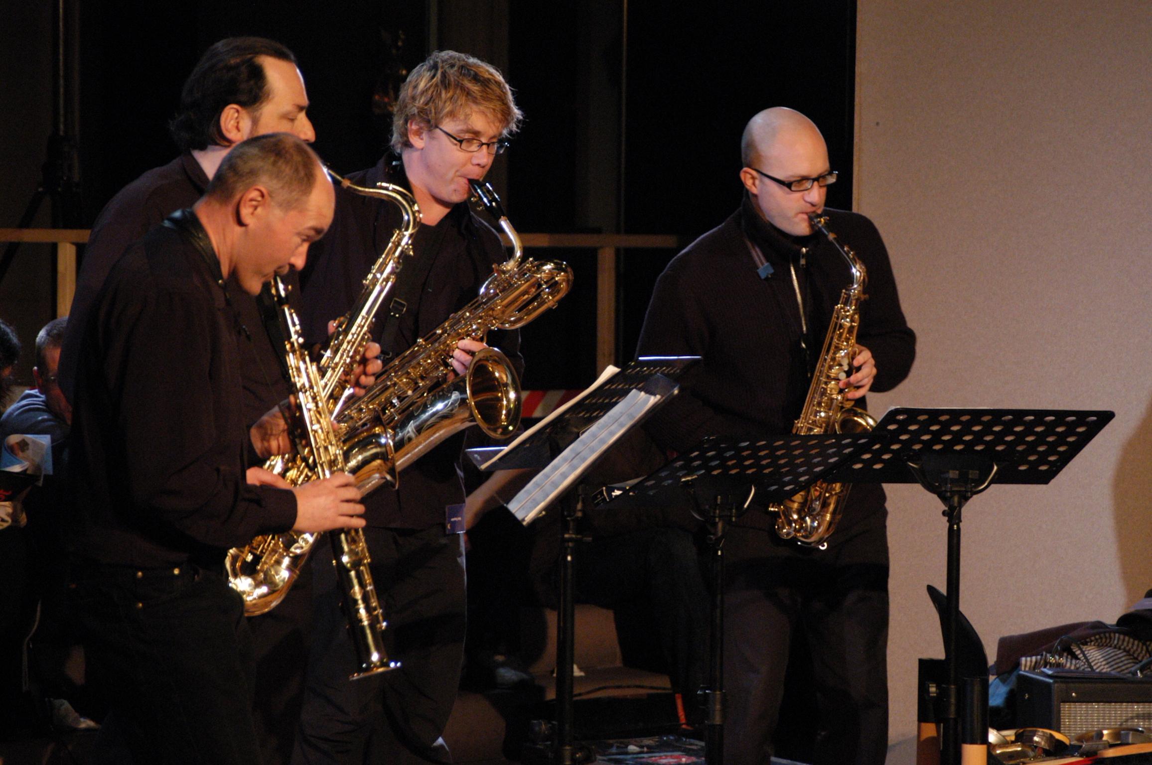 ARTE Quartett Museumsnacht Basel 2008