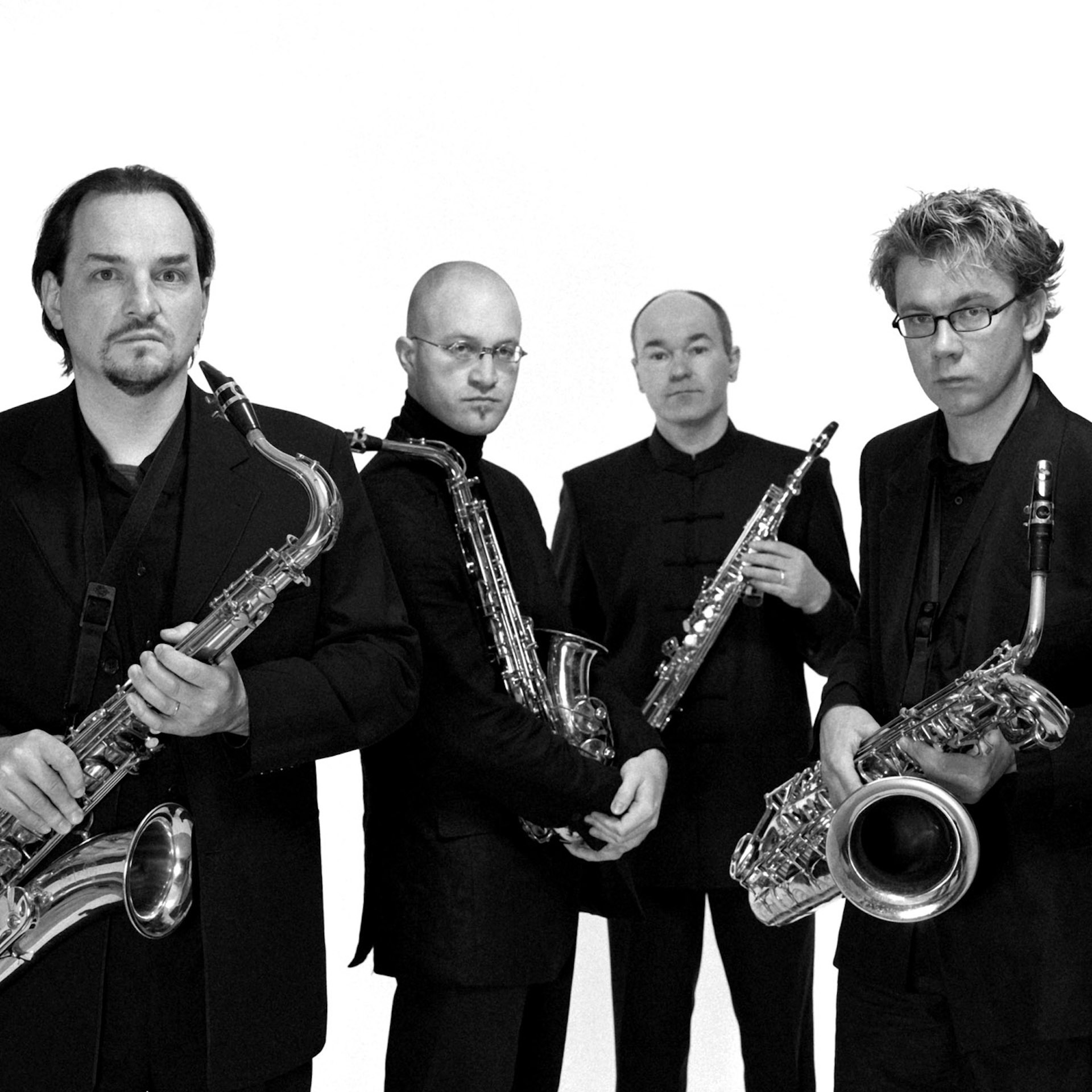 ARTE Quartett Pressefoto Basel 2005