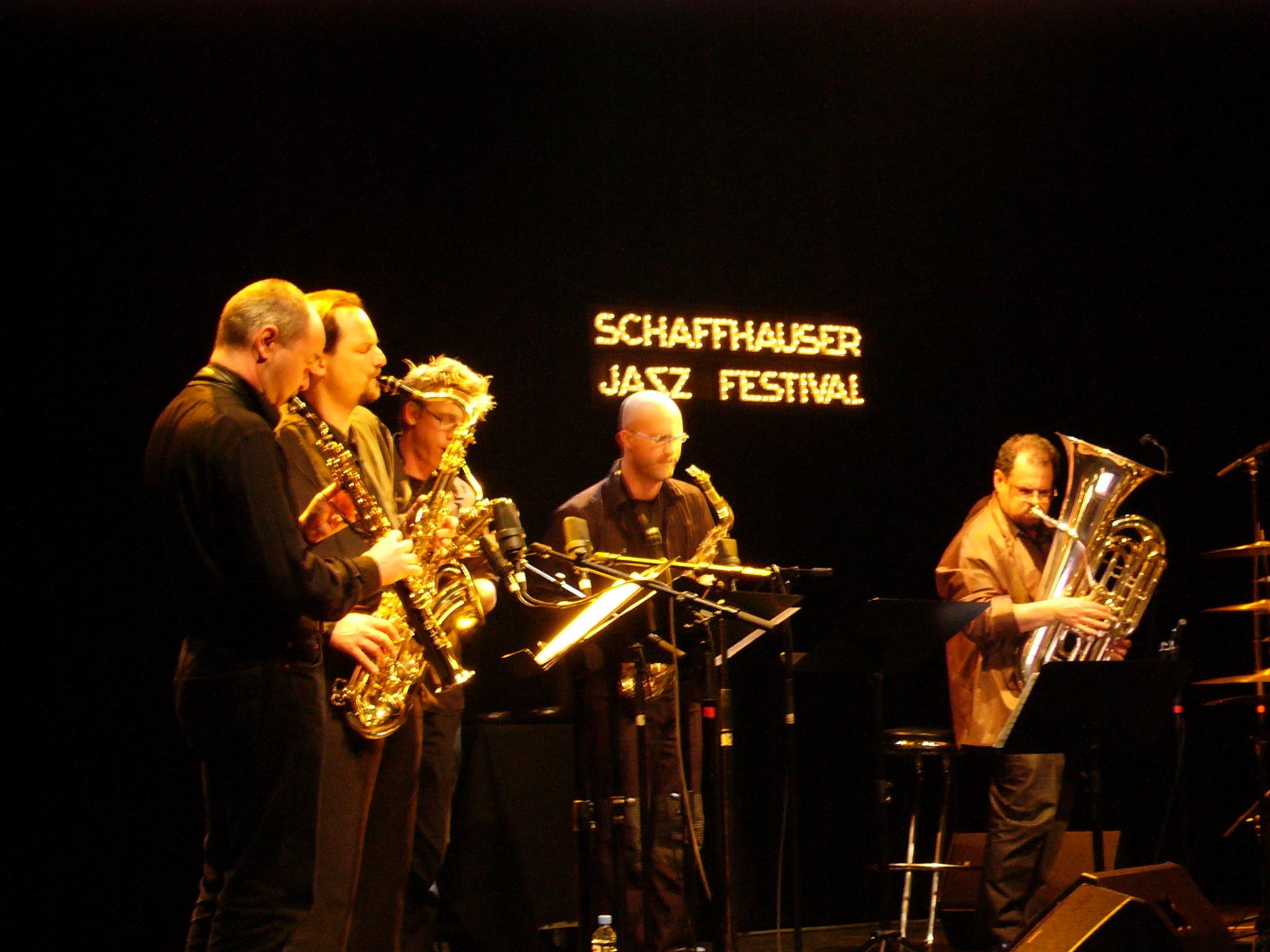 ARTE+ Pierre Favre Schaffhausen 2004