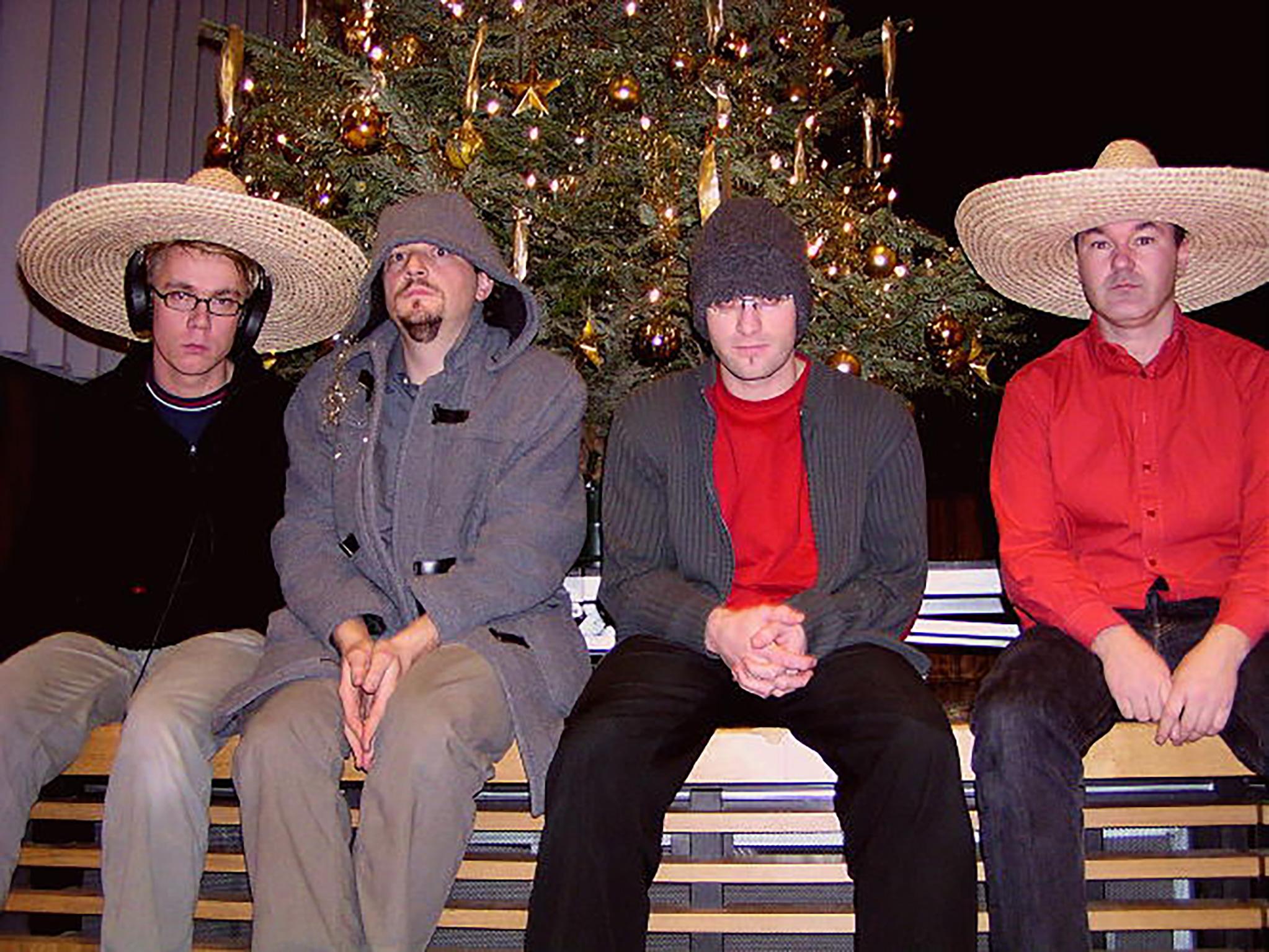 ARTE Quartett X-MasCard Zuerich 2002