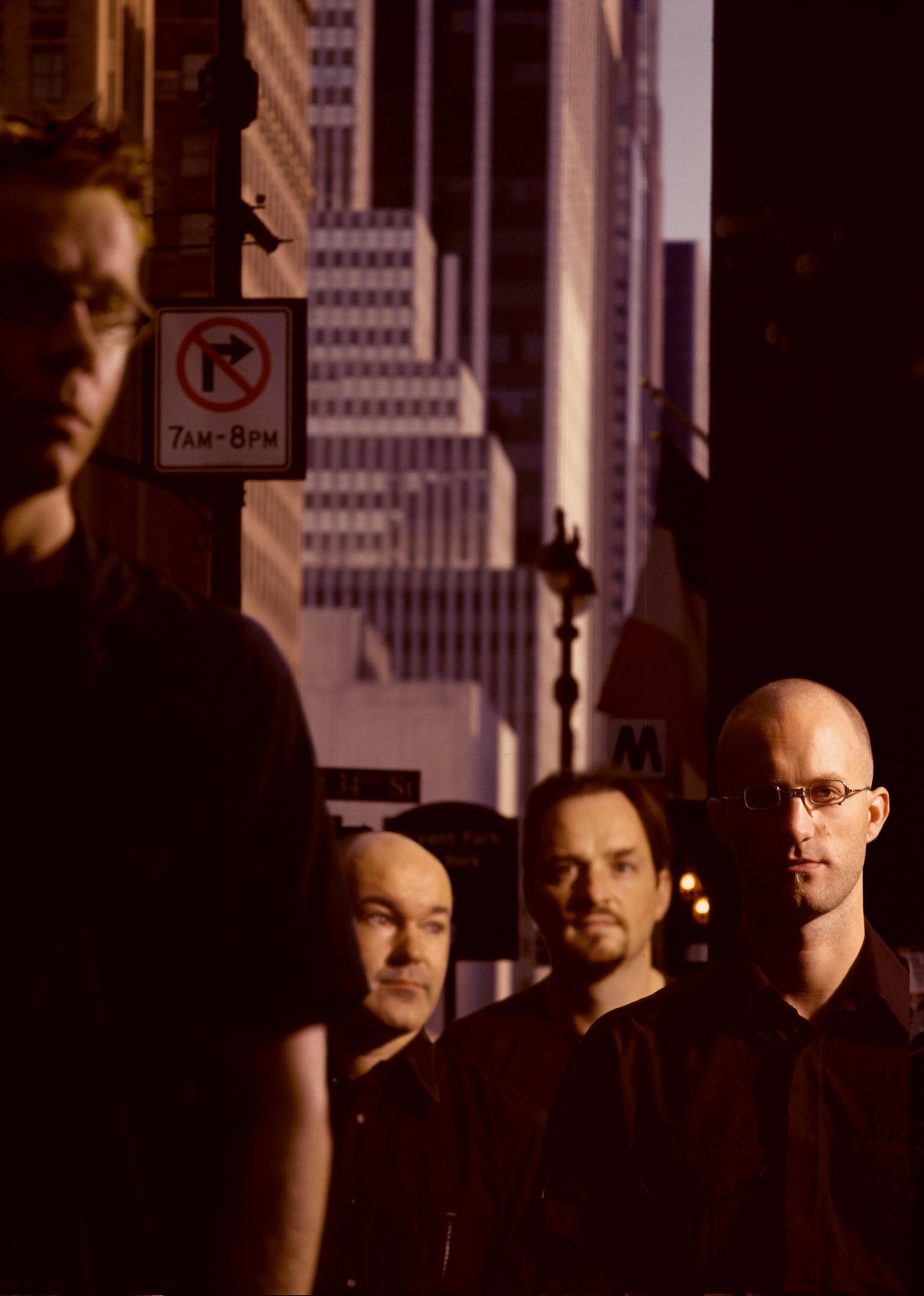 ARTE Quartett Pressefoto NY 2002