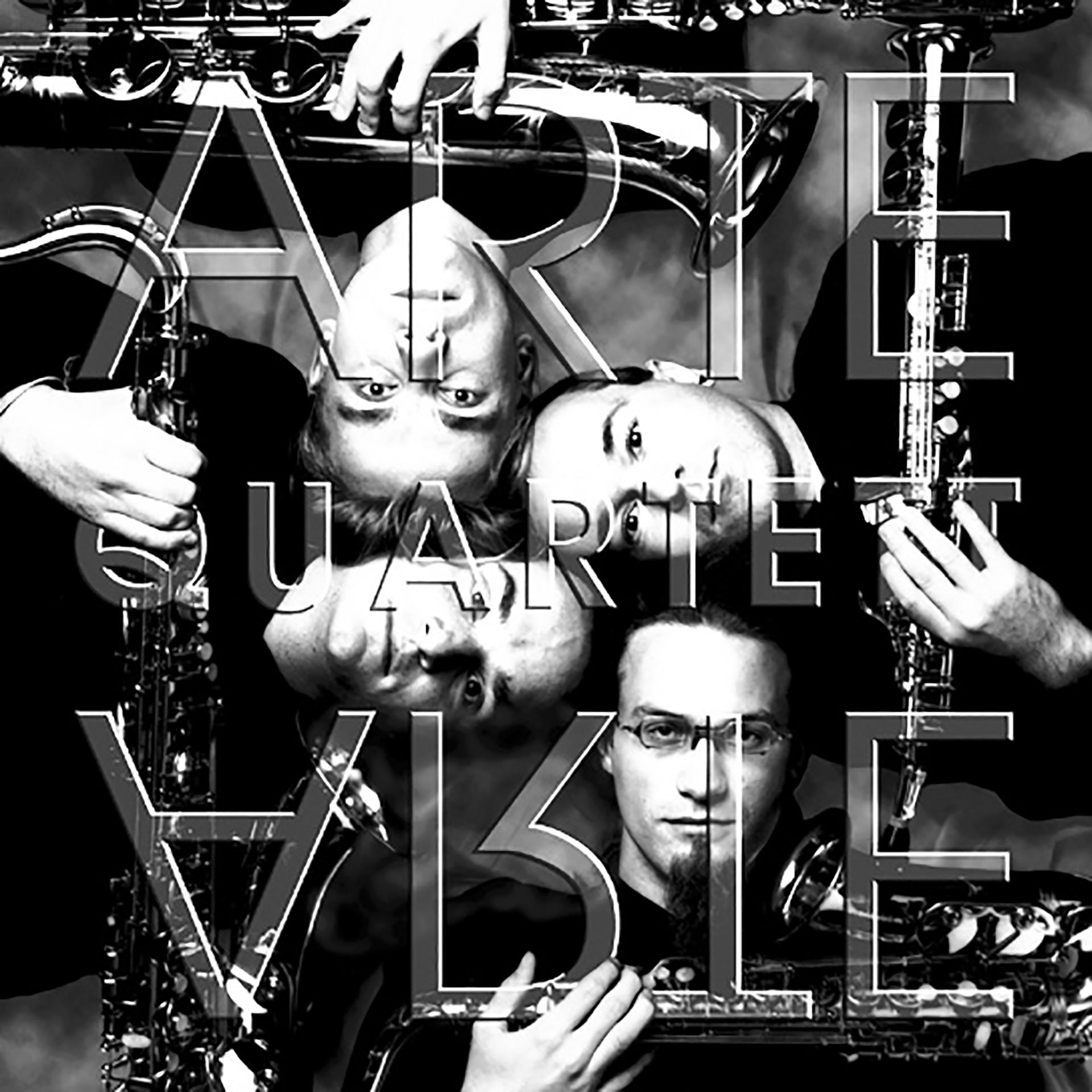 ARTE Quartett Pressefoto Basel 1996