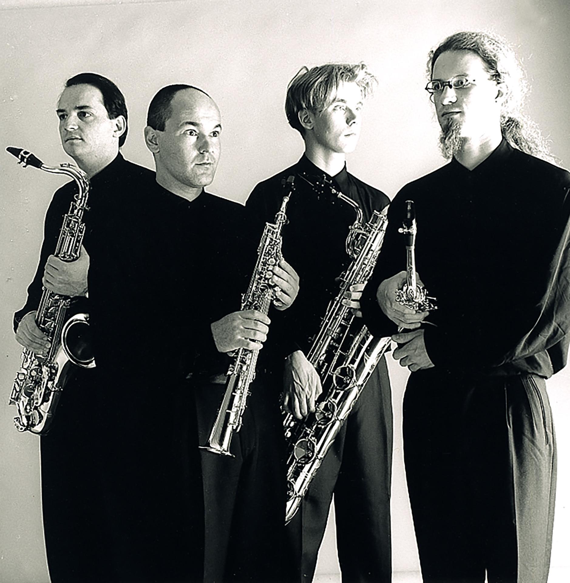 ARTE Quartett Basel 1996