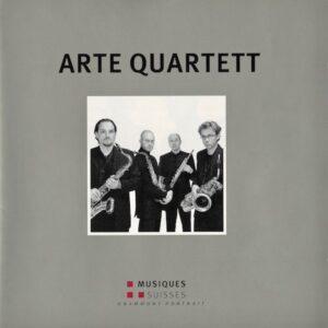 Schweizer Saxophonquartette - ARTE Quartett