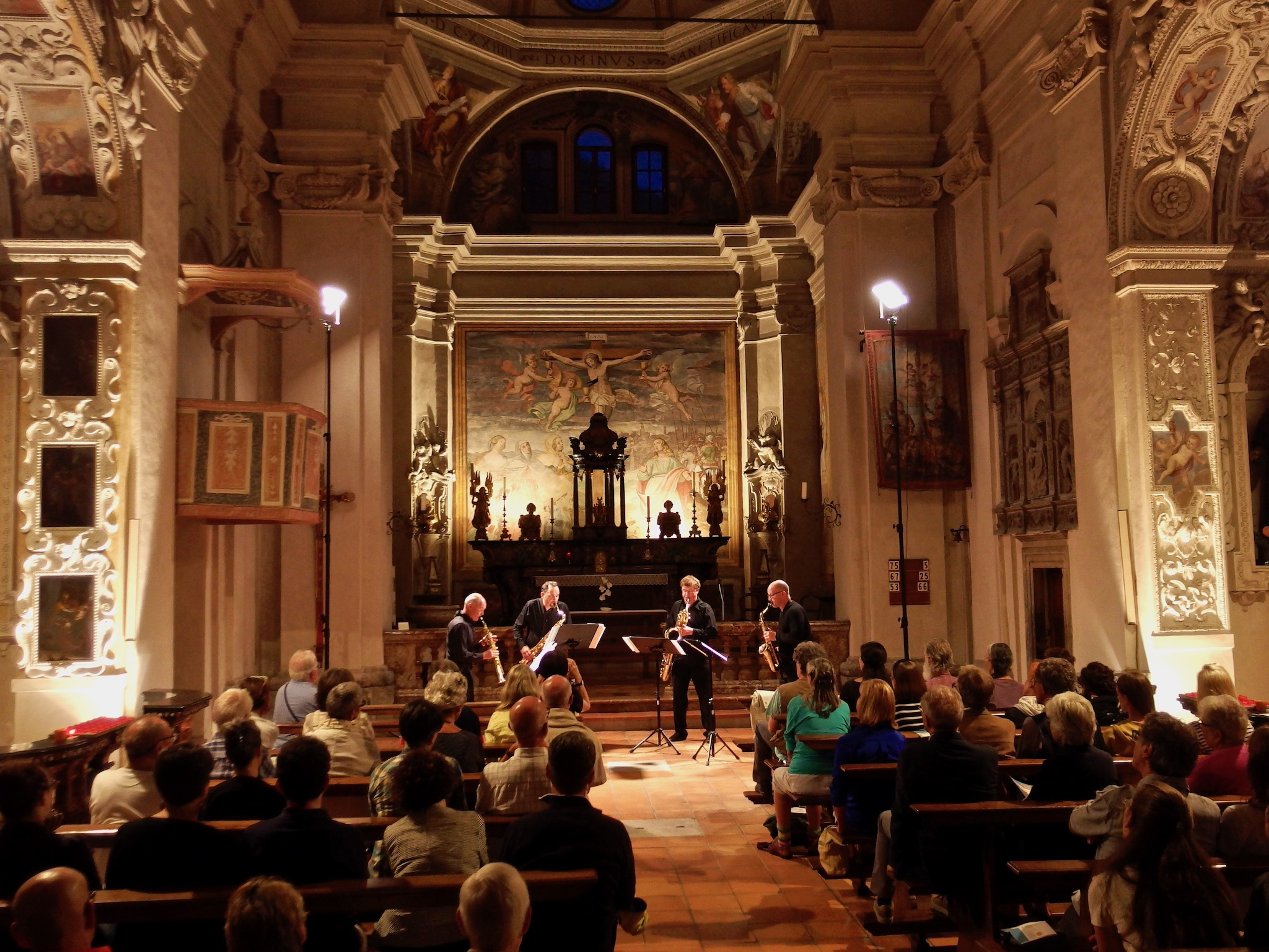 ARTE Quartett Ravel & Rameau Morcote 2019