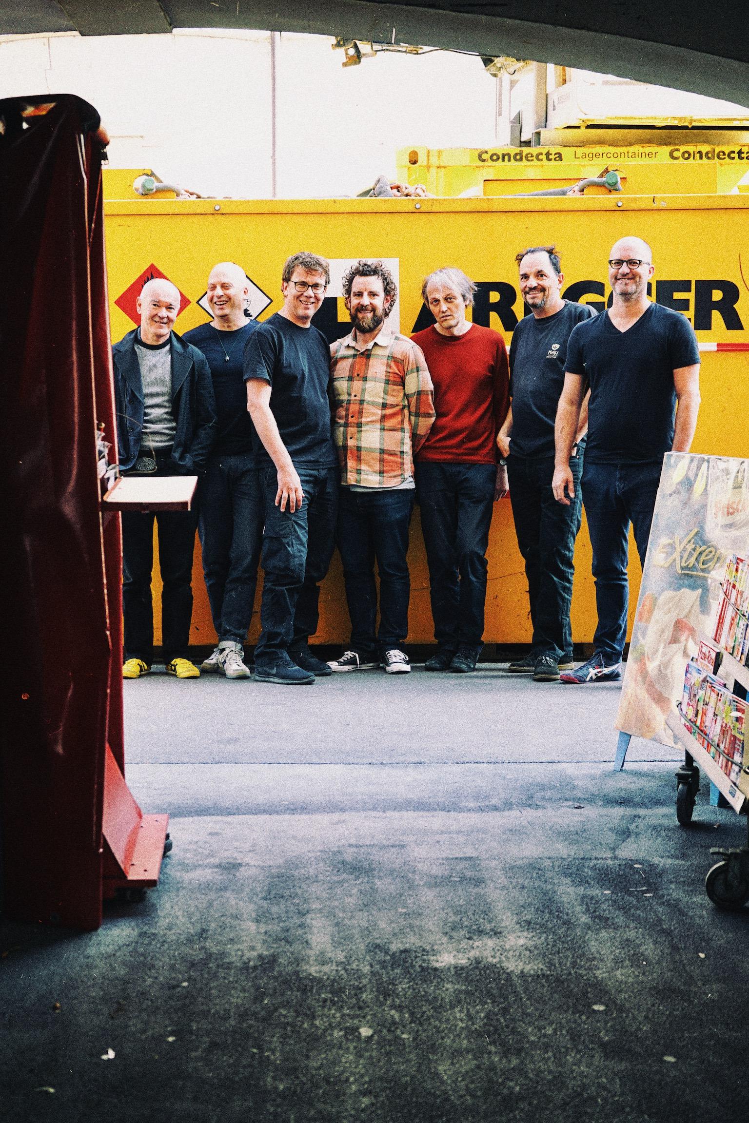 Pressefoto Feigenwinter3 + ARTE Quartett Basel 2019
